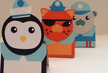 Character :: The Octonauts Party / The Octonauts party ideas, party supplies, party inspiration, kids parties