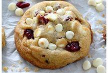 Biscuits / Quoi de plus réconfortant qu'un bon biscuit!