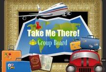 ✈Take Me There!✈ / Let's go somewhere where nobody knows our name! This board was created for quality pins! I would like to request is that you pin quality photos that aren't too small or too dark to be enjoyed. Leave a message on one of my pins or direct message me if you'd like to join. Also note that you have to be following me or the board in order to participate in pinning. NO SPAM. Inappropriate pins will be removed from this board and will be BLOCKED. Thank you pinners for joining in. ♛Mona B.♛