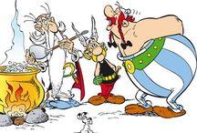 Astérix et Obélix / Number one French comic book