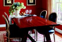 Set The Table / Expecting guests this holiday season? Get inspired to add a welcoming accent to your home. / by Minwax