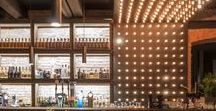 Restoranai, viešbučiai | Apšvietimo idėjos / Viešbučių ir restoranų apšvietimas. Tiek viešbučiai, tiek restoranai - vietos, kurios turi palikti gerą įspūdį. Estetiška, patraukli, madinga, skoningo dizaino aplinka yra ypatingai svarbi. LED akcentiniai šviestuvai, LED panelės, LED šviesos juostos, sieniniai, pakabinami šviestuvai ir toršerai Jums padės išlaikyti kokybišką, įsimenamą, prabangų apšvietimo sprendimą. www.elmo.lt