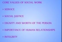 Social Worker / by Mark Mikula