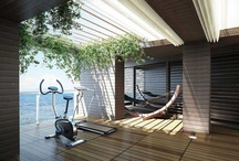 Cool Gyms / Because you want your workout environs to look just as good as you