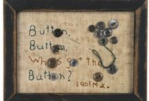 Button, button, who's got the button / by Melody Minger