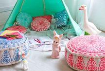 Home Decor - Kinderzimmer / Ideen für Kids- & Spielzimmer.