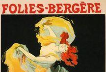 Dance & Ballet / Vintage Posters