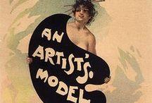 Theatre: Comedies & Dramas / Vintage Posters