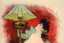 "Lighting (including ""Saxoleine"") / Vintage Posters"