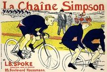 Travel & Transportation (including Bicycles) / Vintage Posters / by Yaneff International Fine Art