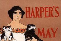 American Publications / Vintage Posters / by Yaneff International Fine Art