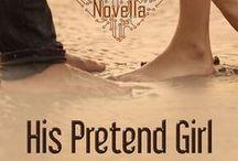 His Pretend Girl - Return to Emerald City #1 / A futuristic romance - released as a standalone August 2015