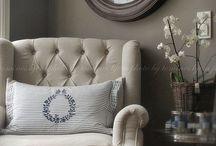 Livingroom / Huiskamer