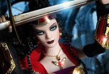 The Queen of Swords (2010, LE250) / Re-Imagination