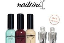 The Lacquer Cabinet by Nailtini / Stocking monthly limited-edition lacquer collections curated by top nail and beauty experts, plus two empty mini bottles for you to try your own hand at lacquer mixology.  Subscribe now... shipping is free!https://www.tinibeauty.com/product/lacquer-cabinet/