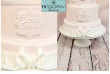 Celebration cakes / Erillaisia juhCelebration cakes from the bakery