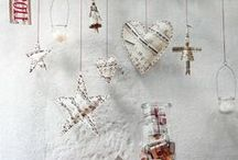 Christmas Twig trees / Branches from trees that can be decorated at Christmas for use indoors