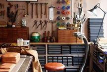 atelier / work space