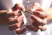 Nail art / Uñitas