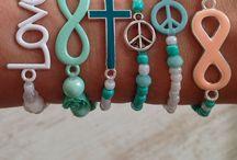 Sieraden DIY / Handgemaakte sieraden door Jewels By May! www.jewelsbymay.nl