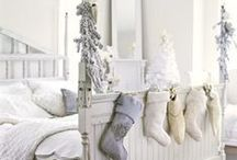Christmas bedrooms / Decorating your guest bedrooms for the Christmas period