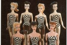 Doll Mania / Vintage Barbie / by Tyler Made