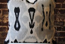 I love #Ikat / Ikat cushions, throws, bedcovers I love