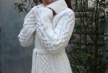 cappotti e giacconi a maglia