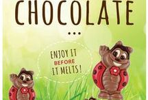 Chocolate quotes / Funny Belfine chocolate quotes