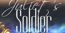 Juliet's Soldier (Out of Time #4) / Release date - 4 August 2017