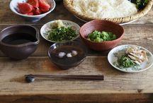 Japanese food / おうちごはんとお弁当
