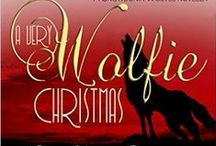 A Very Wolfie Christmas / Inspirational images for this Snowdonia Wolves novella, published by Acelette Press, December 2014