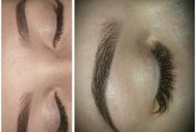 perfect eyebrows / Eyebrows