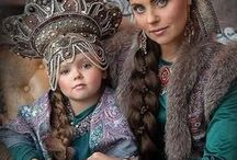 Costume of Russia