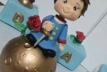 Biscuit, porcelana fria / Topos de bolo, debutantes, personagens, personalizados, lembrancinhas, enfeites...