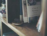 book / book shelf