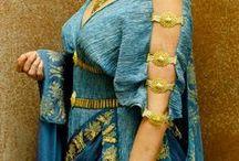 Costume - Greek / Rome dresses