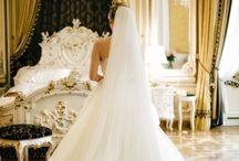 Wedding / wedding dresses, hair and ideas <3