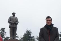 China 2013 / Mao Zedong monument, Xiangtan, China