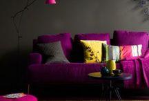 Lifestyle Color / Mettre de la couleur dans sa vie...ou comment voir la vie en rose !
