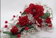 Beading - flower inspiration