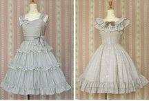 Gothic & Lolita Costumes