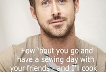 Sew Funny / Sewing humour...