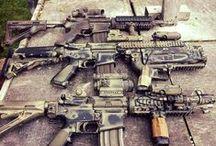 Air Guns - Vzduchovky / Vzduchovky sú strelné zbrane, ktoré využívajú stlačený vzduch. Najčastejšie sa vzduchovky používajú na rekreačné streľby a cvičné streľby alebo na lov malej zvery. Vzduchovky sa delia na pružinové, plynové a vetrovky.