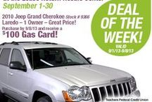 Teachers FCU Auto Sale / The GrooveCar and Teacher's Federal Credit Union Exclusive Auto Sale! Get great deals and low credit union financing, visit GrooveCar.com for more details and inventory