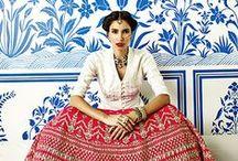 pretty patterns / florals, geometrics, china, fabrics...