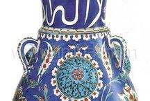 Tiles İznik ,kütahya and persian