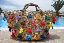 Bolsos, estuches y cestas