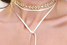 AMY O. BRIDAL NECKLACES / Statement bridal choker necklaces, classic crystal pendants, and more. Shop all AMY O. Bridal necklaces on amyobridal.com