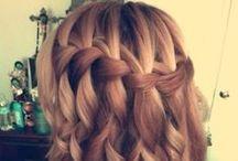 beutiful hair style:)